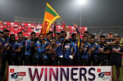 Sri Lanka Clean Sweeps Pakistan 3 0 In T20i Series Record Win For The Visitors