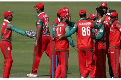 Oman S Khawar Ali Becomes The 10th Player To Pick Up A Hat T20 I