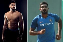 Vijay Shankar Flaunts His Six Packs Abs Body But Fans Did No