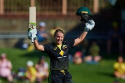 Australia Vs Sri Lanka Alyssa Healy Smashes Record For Highest T20i Score In Women Cricket