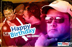 Birthday Special Anil Kumble The Promising Engineering Student Who Mastered Spin In Cricket