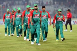 Bizarre Bangladesh Started Batting Without Knowing The Target Against New Zealand Match