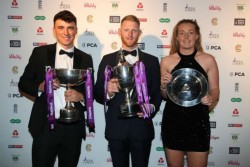England All Rounder Ben Stokes Bags Player Of Year Award 2019 Of Professional Cricketers Association