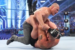 Cain Velasquez Attack On Most Dangerous Wrestler Brock Lesnar