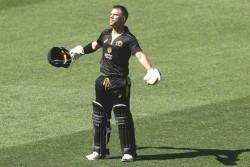 Australia Vs Sri Lanka David Warner Slams Maiden T20 Century Joins Elite List Of Shane Watson