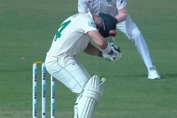 rd Test India Vs South Africa Theunis De Bruyn Comes In As Concussion Substitute For Dean Elgar