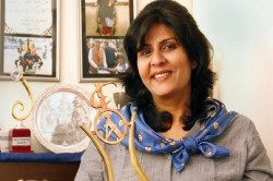 Deepa Malik Applied For The Post Of Paralympic Committee President
