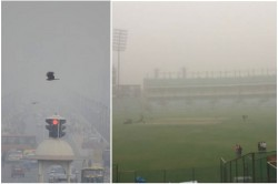 Low Air Quality Can Be A Great Threat To India Vs Bangladesh T 20 Match In Delhi