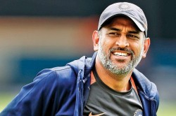 Dhoni Did Not Come To Watch The India Vs South Africa 3rd Test Match