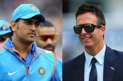 Michael Vaughan Told 4 Reasons Why Dhoni Is The Best Captain Of Odi