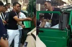 Dhoni Seen In 20 Year Old Indian Army Vehicle Nissan Jonga 1 Ton