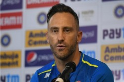 Faf Du Plessis Said India S Strategy Revolved Around Toss And Darkness In Test Series