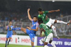 Fifa World Cup Qualifier India Avoided Losing To Bangladesh By Adil Khan S Goal