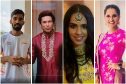 On The Occasion Of Diwali Sports Celebrities Gave Their Best Wishes To Their Indian Fans