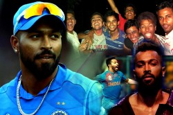 Birthday Special From Black Child To Rockstar Hardik Pandya Baby Step Is To Take A Long Jump