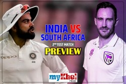 India Vs South Africa 2nd Test Match Preview Faf Du Plessis Wants Different Approach To Win In Pune