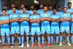 Hockey India Announces 18 Member Squad For Olympic Qualifier In Odisha