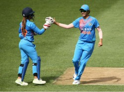 India Women Vs South Africa Women 1st Odi Debutant Priya Punia 75 Powers India To 8 Wicket Win