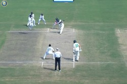 India Vs South Africa 3rd Test Lungi Ngidi Wicket Moment On Shahbaz Nadeem Over