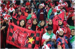 Iran Says 3500 Female Fans For Combodia Match In Fifa World Cup Qualifiers