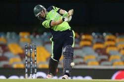Ireland Vs Oman Kevin O Brien Hit 35 Sixes Equals World Record