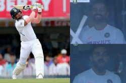 Virat Kohli Reaction Video When Umesh Yadav Hit Five Sixes India Vs South Africa 3rd Test