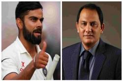 Mohammad Azharuddin Didn T Like Kohli S Suggestion About Test Cricket