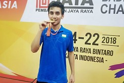 Star Badminton Player Lakshya Sen Clinches Maiden Bwf World Tour Title Wins Dutch Open