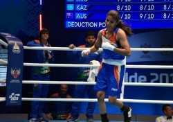 Aiba Women World Boxing Championships Manju Rani Enters Into Quarter Finals