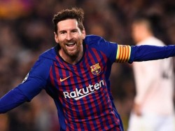 Barcelona Captain Lionel Messi Wins Third Consecutive And Sixth Career Golden Shoe Award