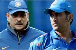Ravi Shastri Spoke About Ms Dhoni Come Back Reveals Why Wriddhman Saha Chosen Over Pant Against Sa