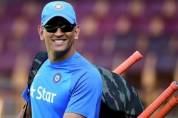 Will Dhoni Come To Watch Ranchi Test To Increase Viewership