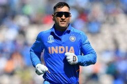 Jsca Stadium S Pavilion Name On Ms Dhoni Is Not Enough Sunil Gavaskar Wants More
