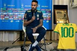Brazillian Footballer Neymar Ready To Play 100th International Match After Leaving Psg