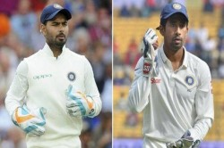 How Is The Relationship With Rishabh Pant Wriddhiman Saha Revealed