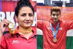 Tokyo 2020 Boxing Test Event Pooja Rani Shiva Thapa Won Gold Ashish Settles For Silver