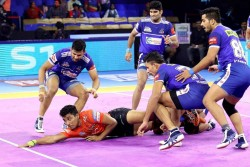 Pro Kabaddi League 2019 Season 7 U Mumba Beats Haryana Steelers Claims 4th Spot In Points Table