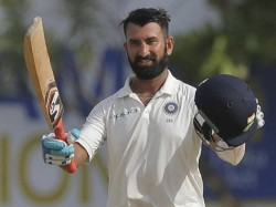 India Vs South Africa 2nd Test Cheteshwar Pujara Slams Six Again Registers A Unique First