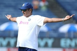 Ravi Shastri Get Trolled After Icc Posts Titanic Pose Picture Twitter Reactions
