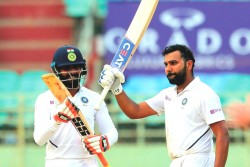 India Vs South Africa 1st Test Rohit Sharma Slams Another Century See Twitter Reactions