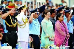 th Indian Air Force Day Group Captain Sachin Tendulkar Attends Celebrations