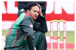 Shakib Al Hasan May Face A Long Ban For Not Exposing The Corruption Case To The Icc