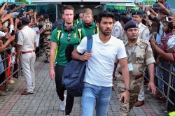 Ind Vs Sa 3rd Test South Africa Team Faces Problems In Hotel After Reaching Ranchi