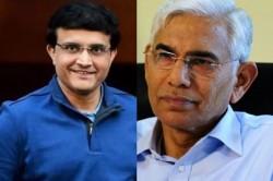Vinod Rai Statement On New President Of Bcci Sourav Ganguly