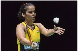 China Open Saina Nehwal Pv Shindu Crashes Out In First Round