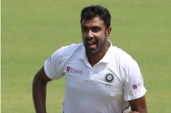 Ind Vs Ban Test R Ashwin Equals The Muralitharan Fastest 250 Test Wicket Taking Record In Home