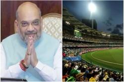 Amit Shah Will Attend Day Night Test At Kolkata Along With Sheikh Hasina And Mamata Banerjee