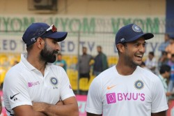 Ind Vs Ban Icc Test Rankings Shami And Mayank Reach On Their Carrer Best Rank