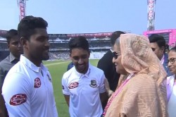 Pink Ball Test India Vs Bangladesh Mominul Haque After Defeat Says We Learned Alot