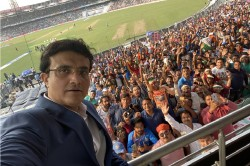 Ind Vs Ban Day Night Test Sourav Ganguly Said Pink Ball Match Is Next Big Step In Test